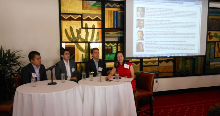 Social Media Panel Discussion for the Architecture, Engineering, Construction and Commercial Real Estate Industries