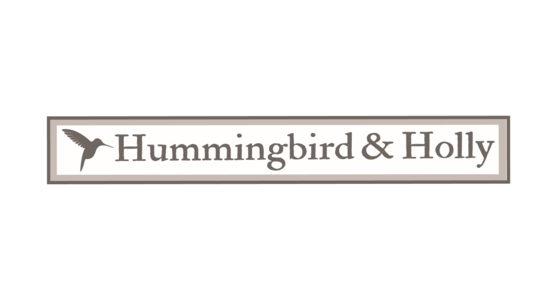 Hummingbird & Holly